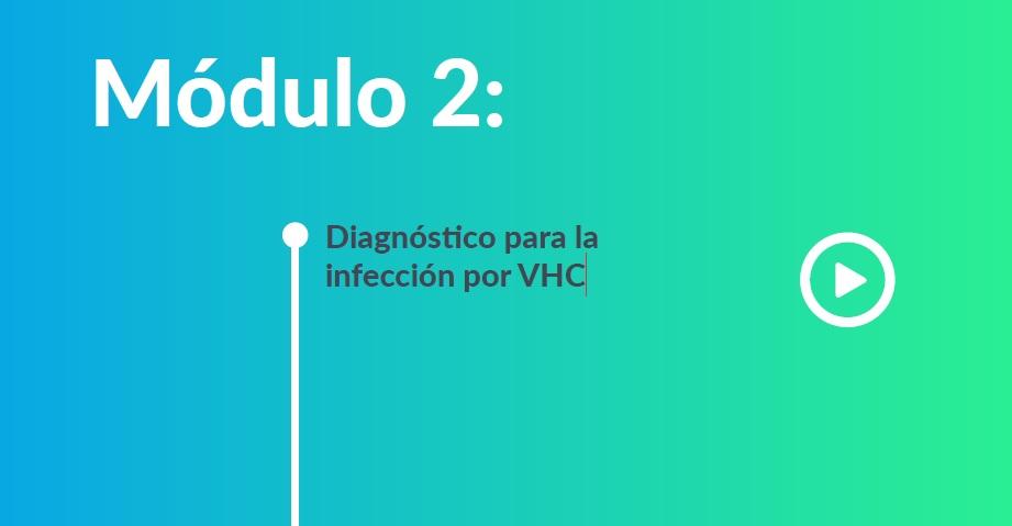 Diagnóstico para la infección por VHC