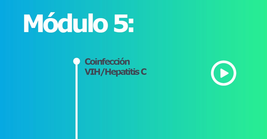 Coinfección VIH / Hepatitis C